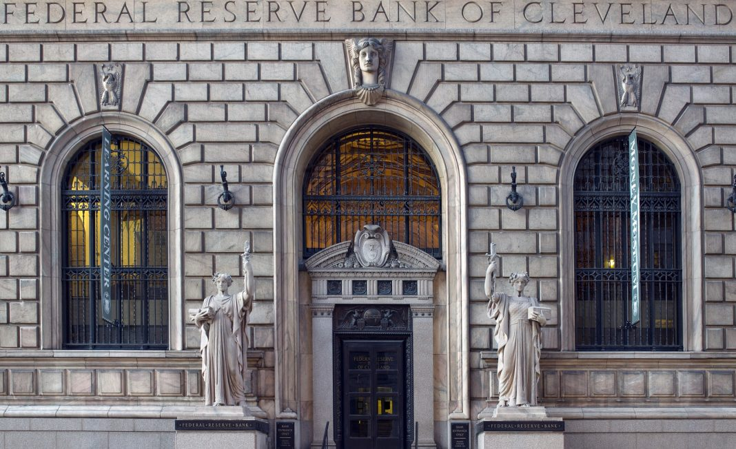 Federal reserve of Cleveland Building