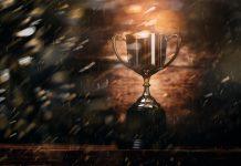A champion's trophy