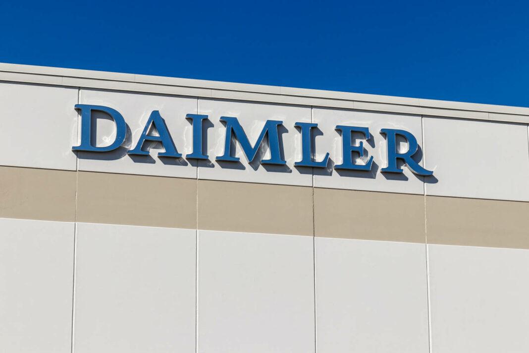 Daimler Trucks North America distribution center