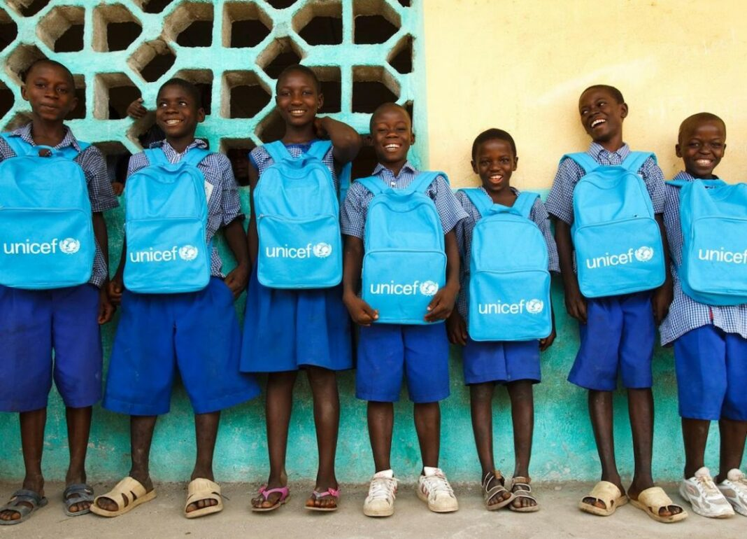 unicef launches cryptocurrency fund