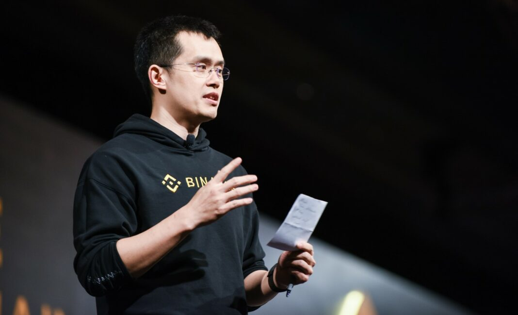 Binance CEO Changpeng Zhao