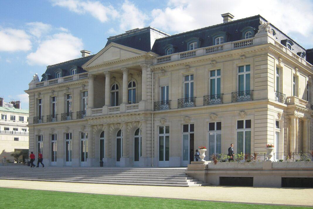 Château de la Muette, Paris, home of both the OECD and the FATF