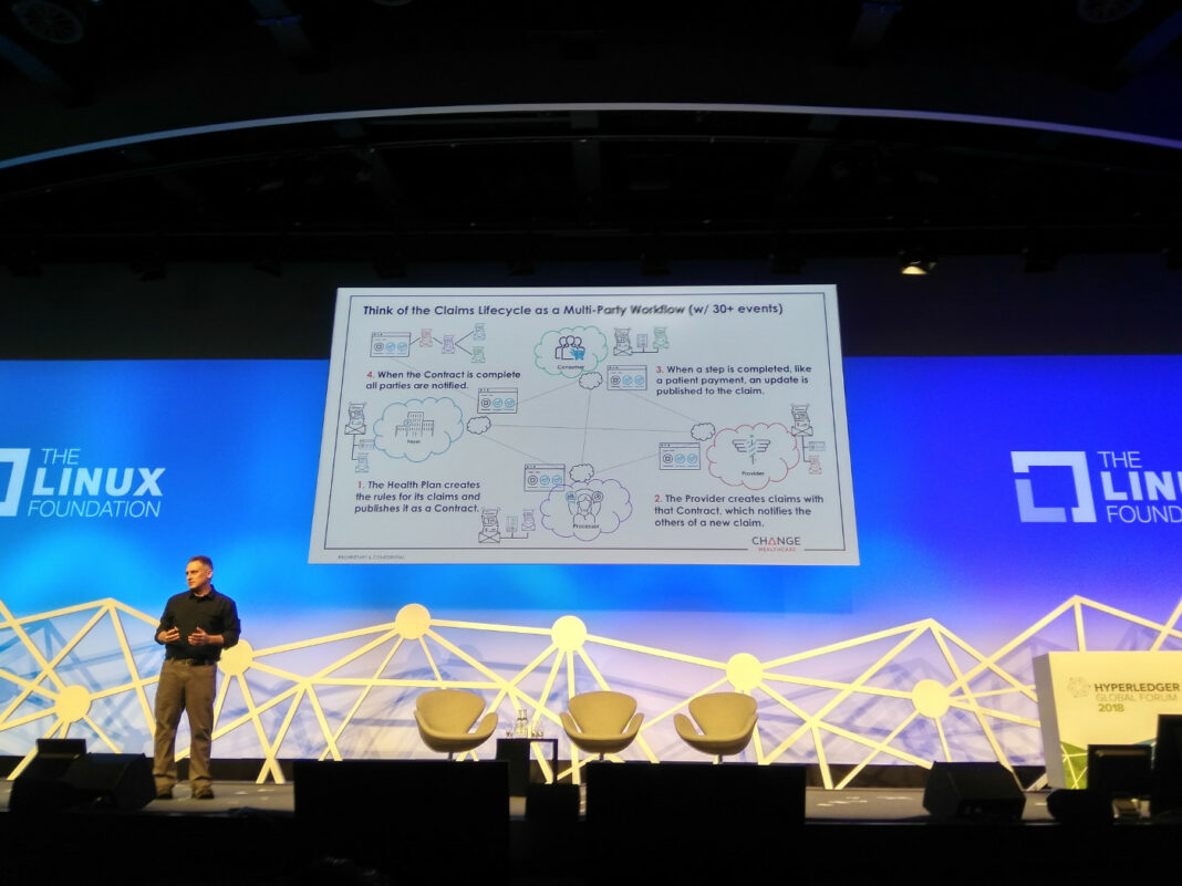 Presentation from the Hyperledger Global Forum 2018