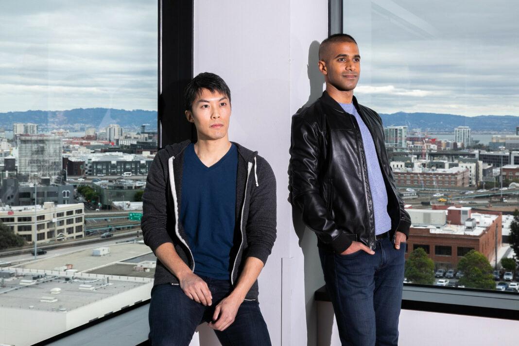 Alchemy co-founders Joseph Lau and Nikil Viswanathan