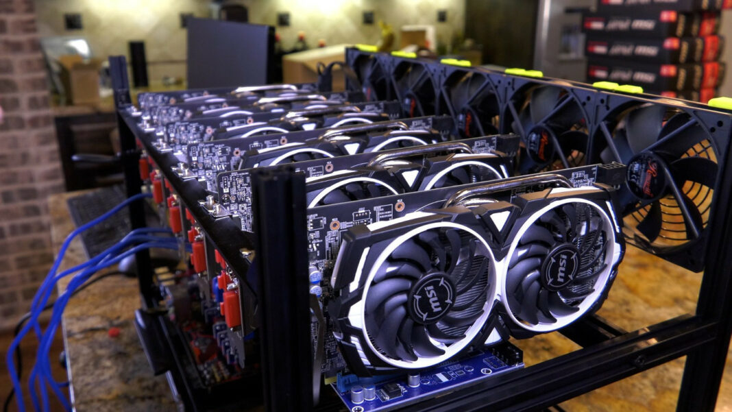 cryptocurrency mining companies