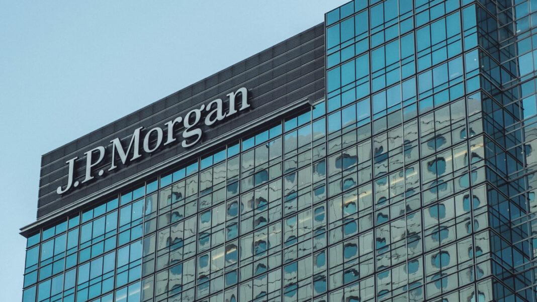 J.P. Morgan building