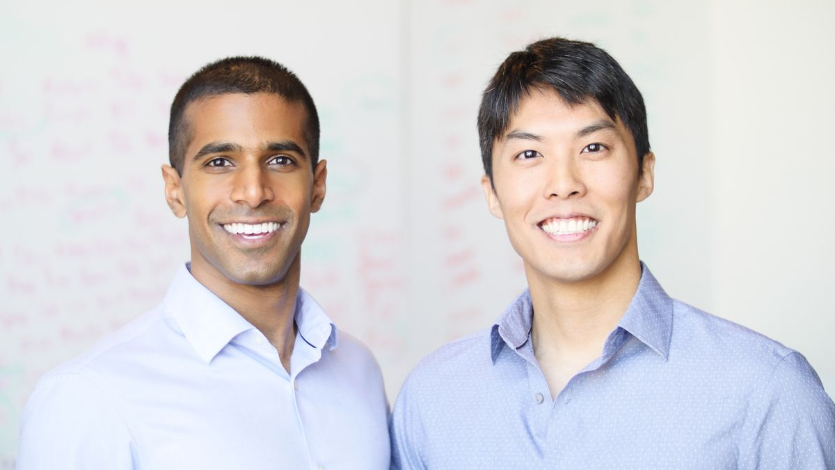Alchemy co-founders (from left): Nikil Viswanathan and Joe Lau