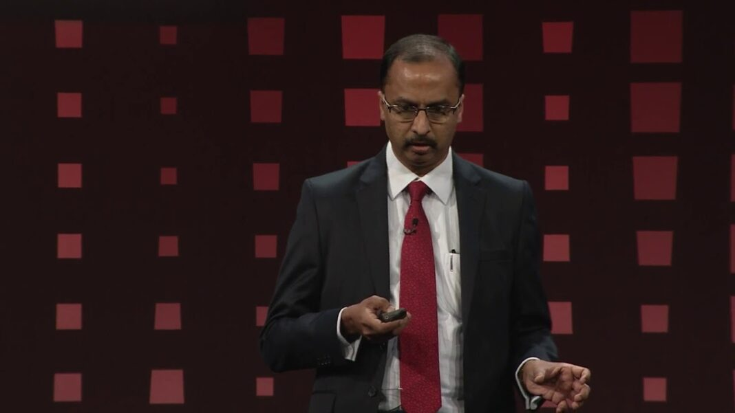 Vivekanand Ramgopal, Vice President and Head of Financial Solutions at Tata Consultancy Services