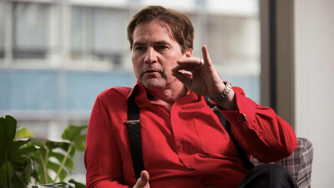 Australian computer scientist Craig Steven Wright, who claims is the person behind the famous Satoshi Nakamoto pseudonym