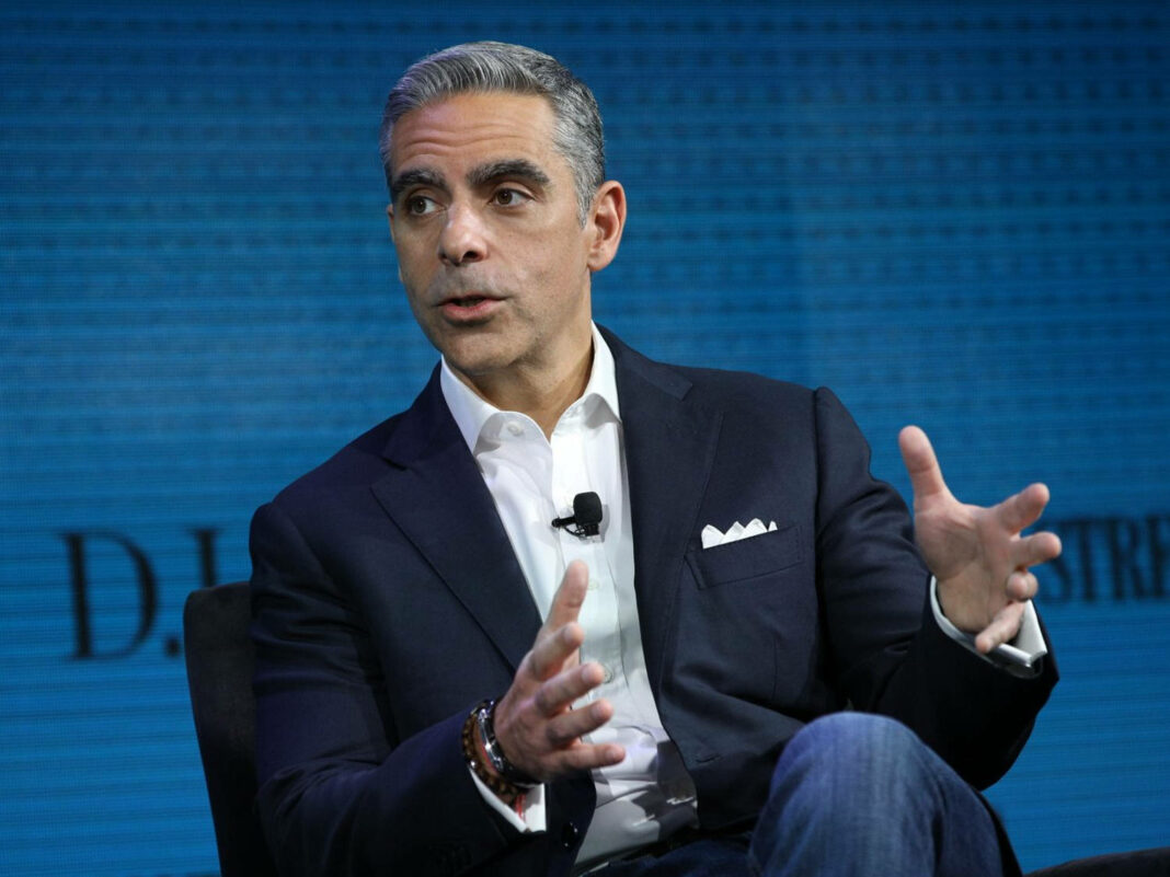 Head of Facebook's Libra project David Marcus
