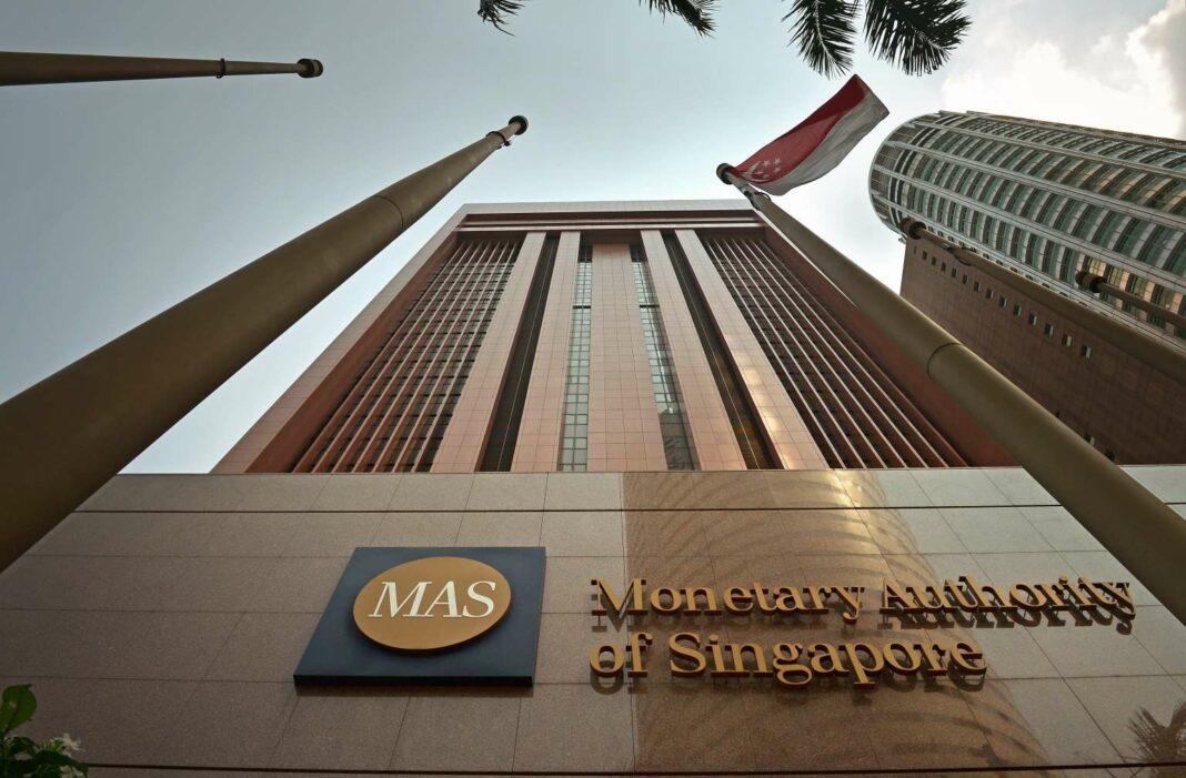 Headquarters of the Monetary Authority of Singapore