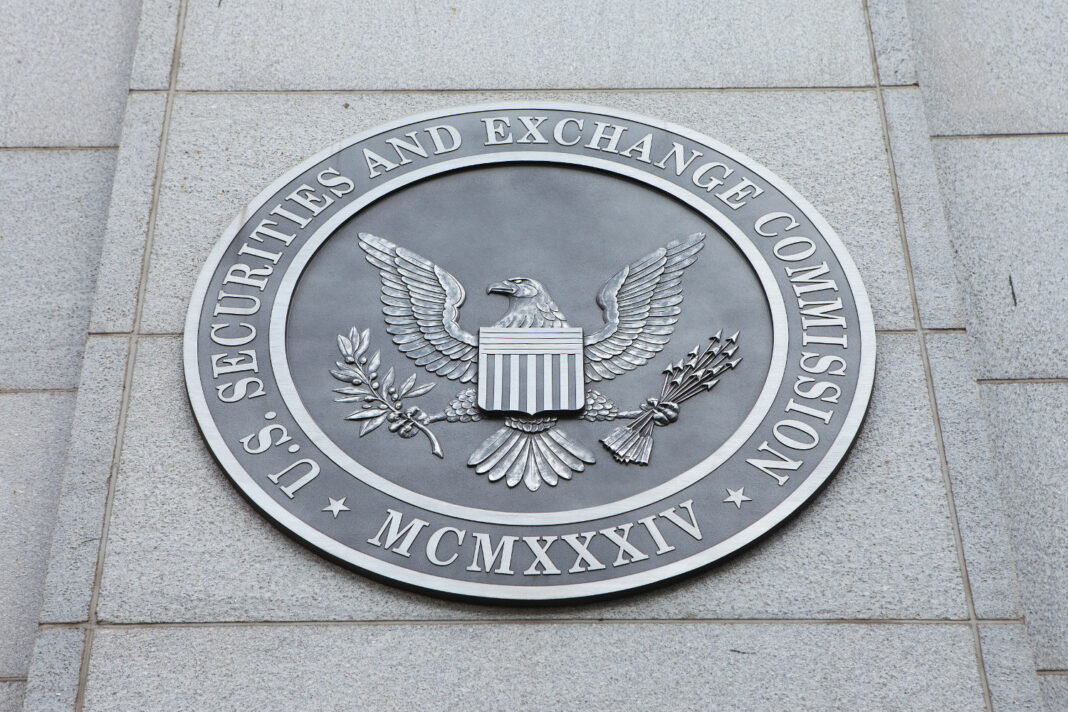 Emblem of the U.S. Securities and Exchange Commission
