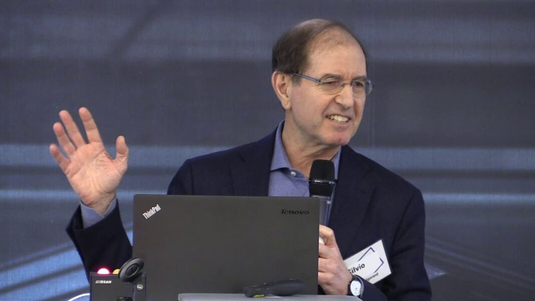 Silvio Micali, Founder of Algorand, gives a lightning talk at the 2018 Underscore VC Blockchain Core Summit on the Future of Scalability