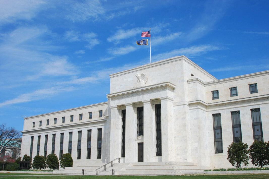 A Federal Reserve bank