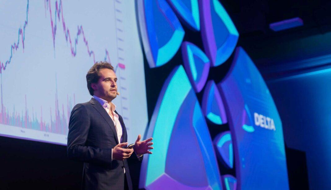 Nexo CEO Antoni Trenchev