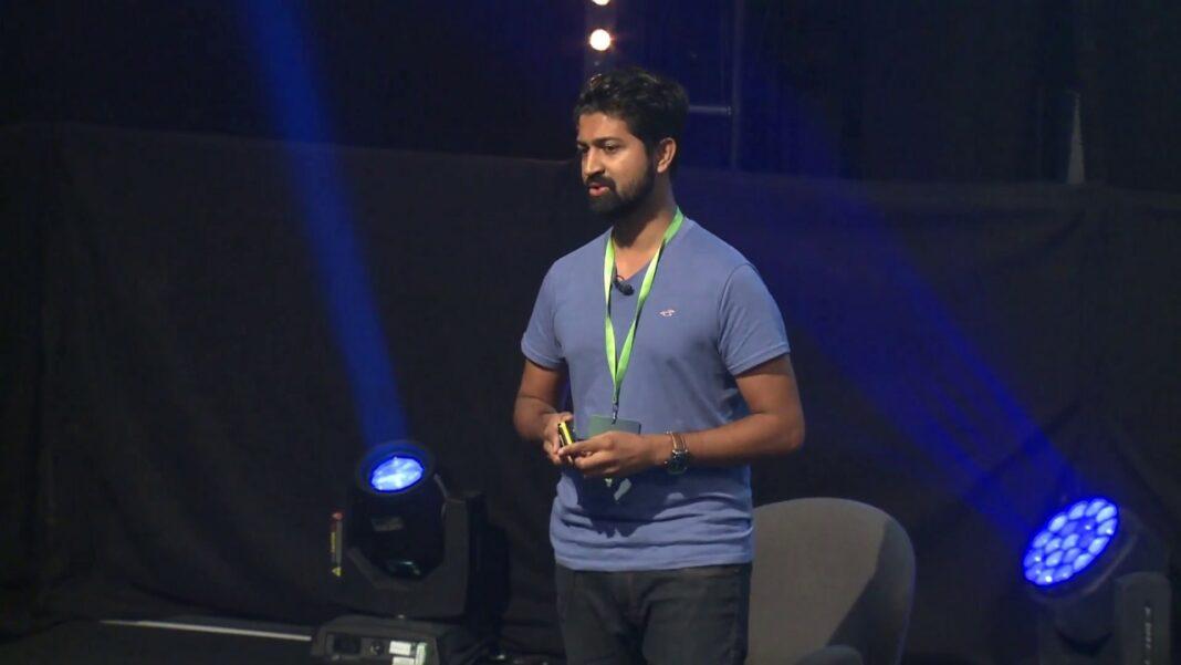 Zeeshan Feroz, CEO of Coinbase U.K