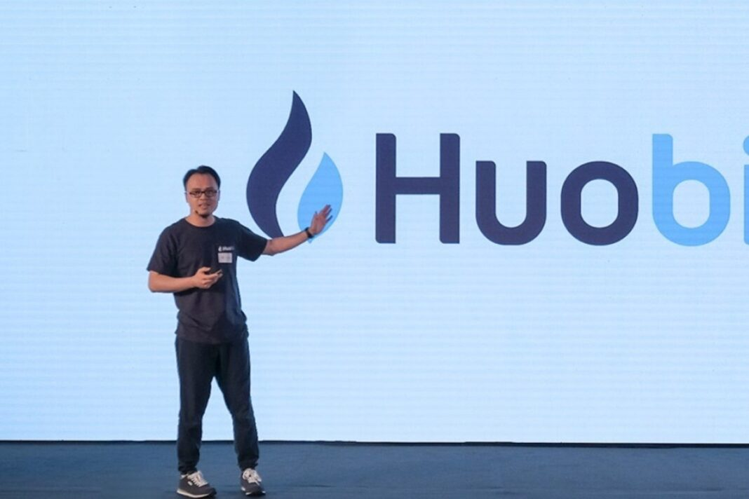 Huobi CEO Leon Li Lin