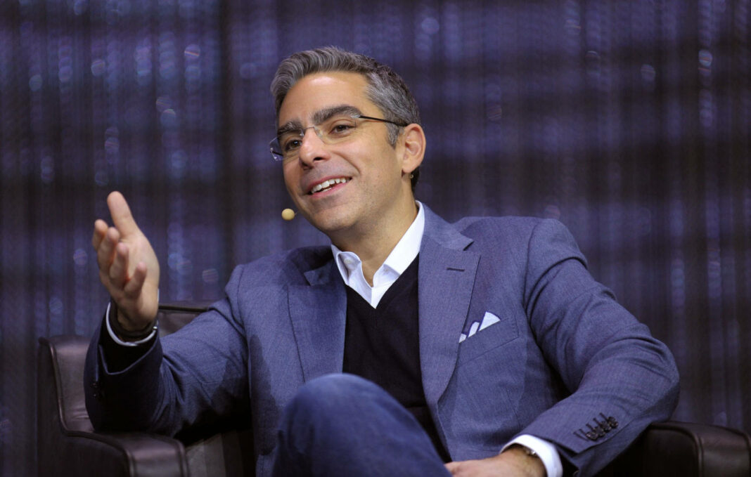 Co-creator and board member of Facebook's Libra project David Marcus