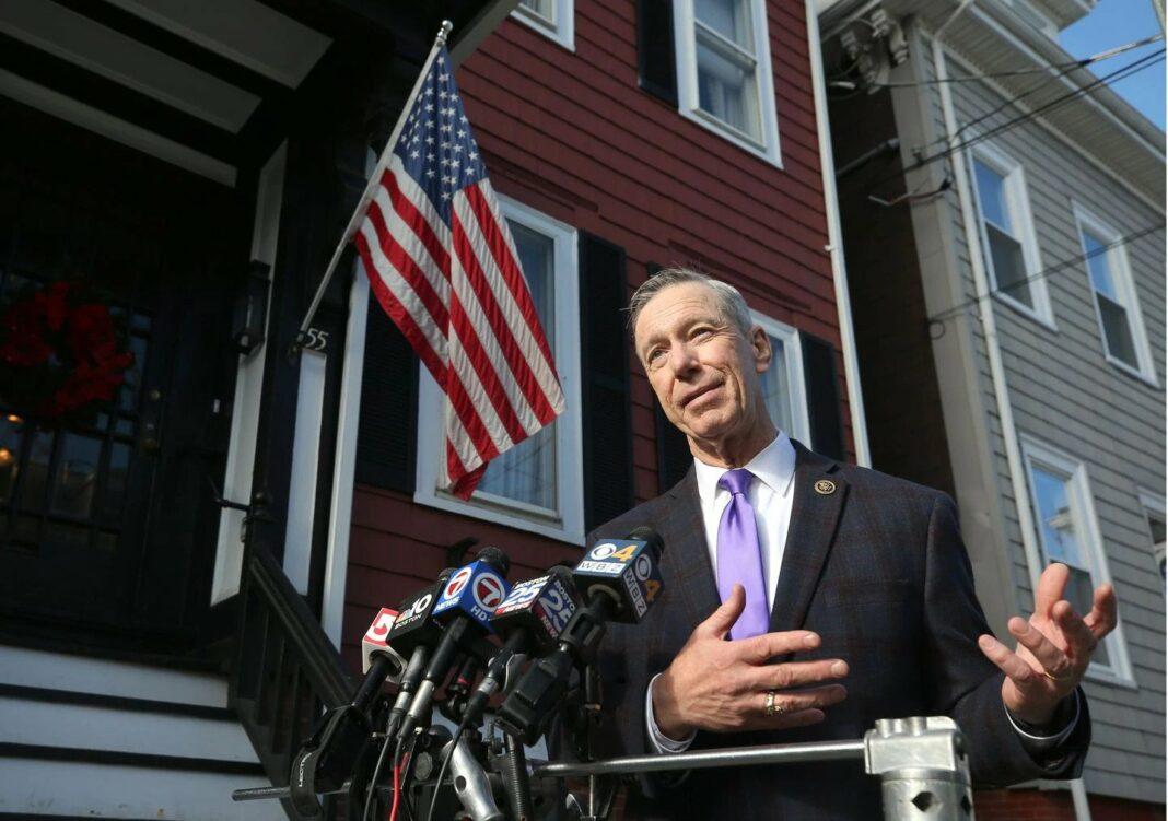 8th District of Massachusetts Congressman Stephen F. Lynch