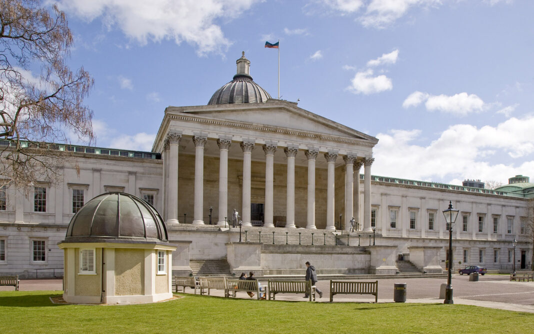The University College London (UCL)