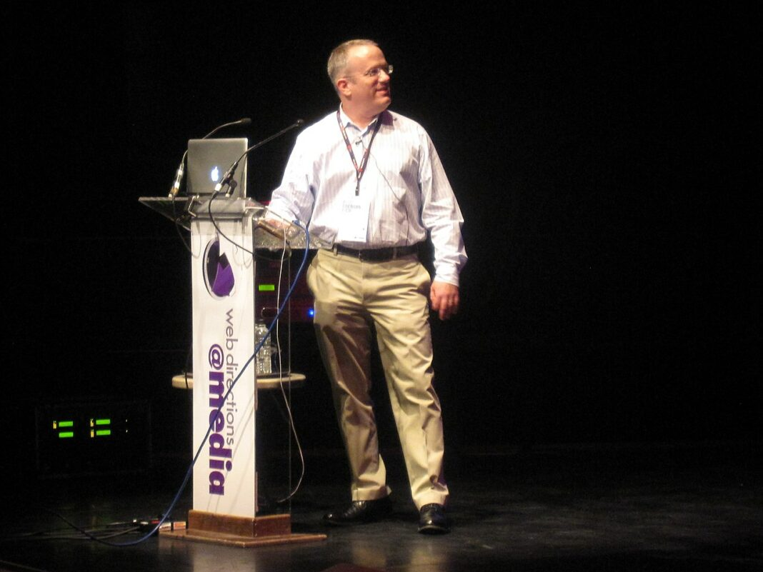 Brave CEO and Javascript founder Brendan Eich