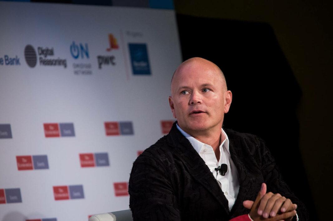 Galaxy Digital CEO Mike Novogratz