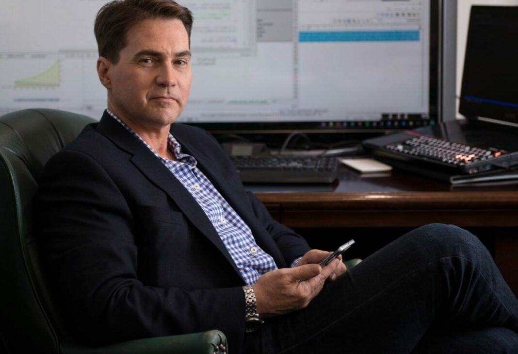 Picture of Craig Wright