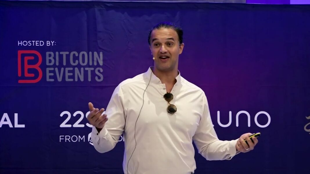 Paxful co-founder and CEO Ray Youssef