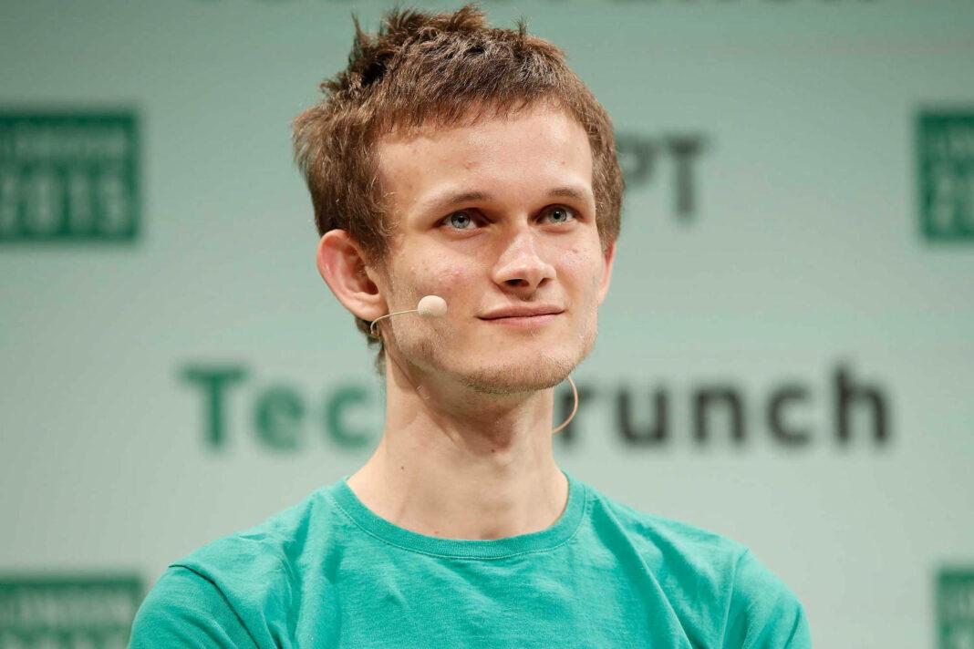 Founder of Ethereum Vitalik Buterin