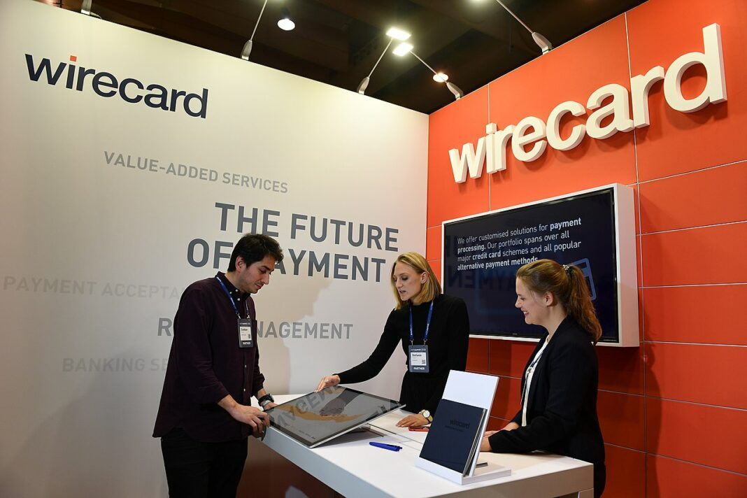 Wirecard AG partner booth
