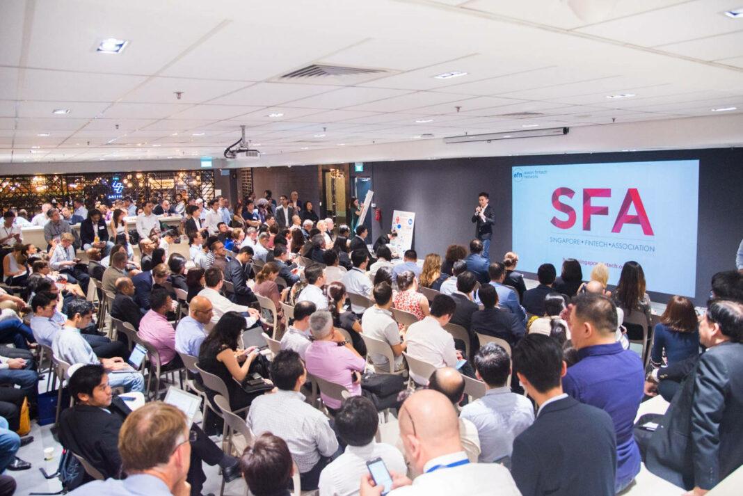 Singapore Fintech Association presentation