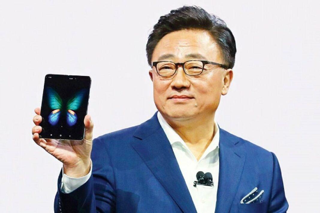 Samsung CEO Koh Dong-Jin