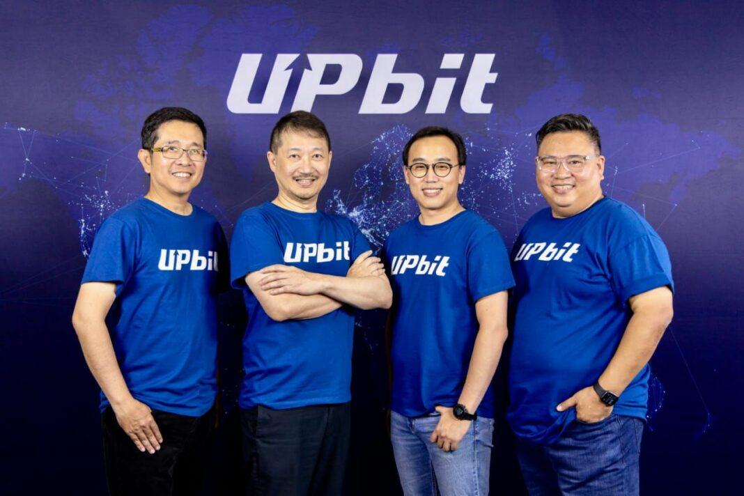 Peeradej 'Pete' Tanruangporn, founder and CEO of Upbit