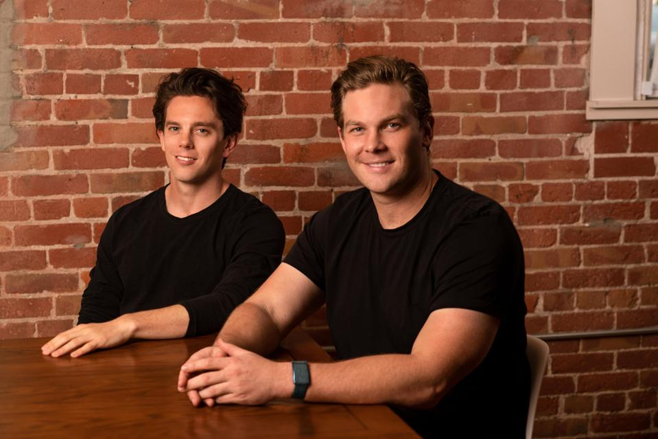 Vance Spencer (left) and Michael Anderson (right) of Framework Ventures
