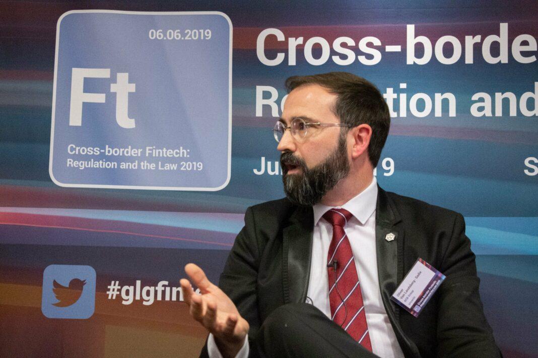 CEO of BCB Group, Oliver von Landsberg-Sadie