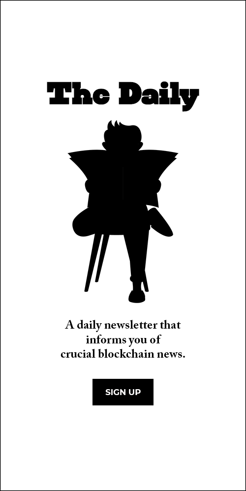 The Daily newsletter baner