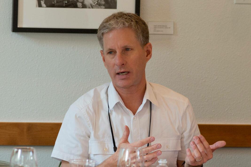 Ripple's executive chairman, Chris Larsen