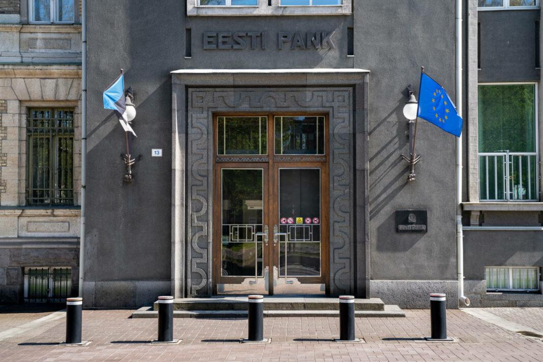 Estonian National Bank main building
