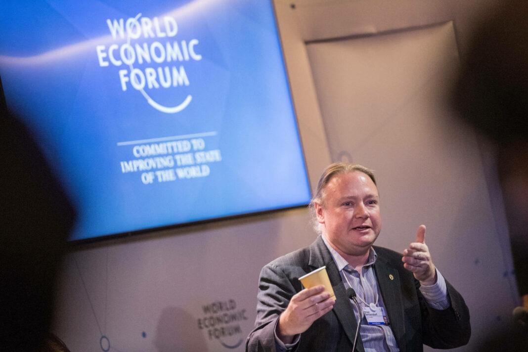 Brian Behlendorf, Executive Director, Hyperledger, Linux Foundation