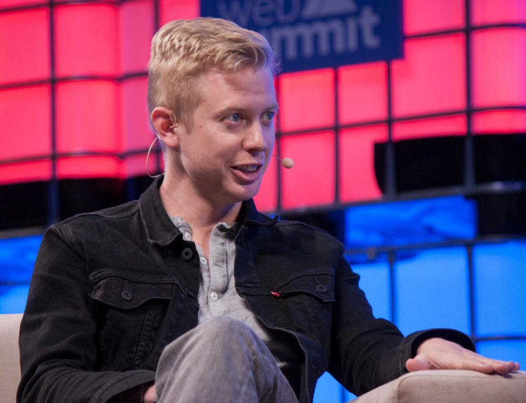 CEO and co-founder of Reddit, Steve Huffman