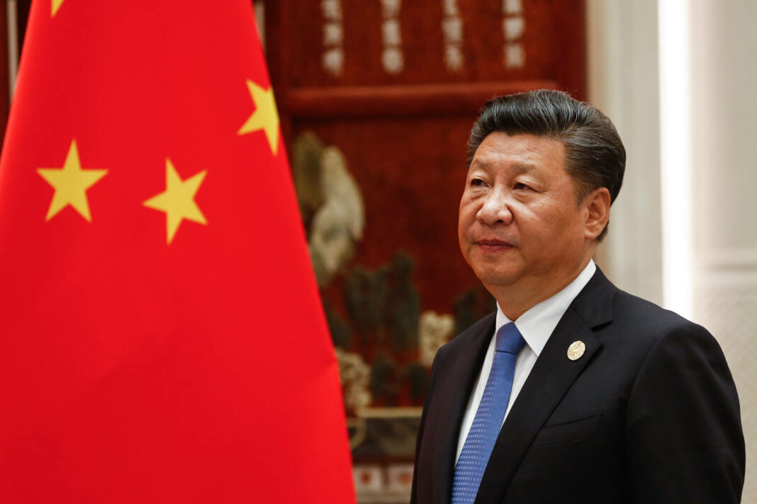 President of the People's Republic of China, Xi Jinping