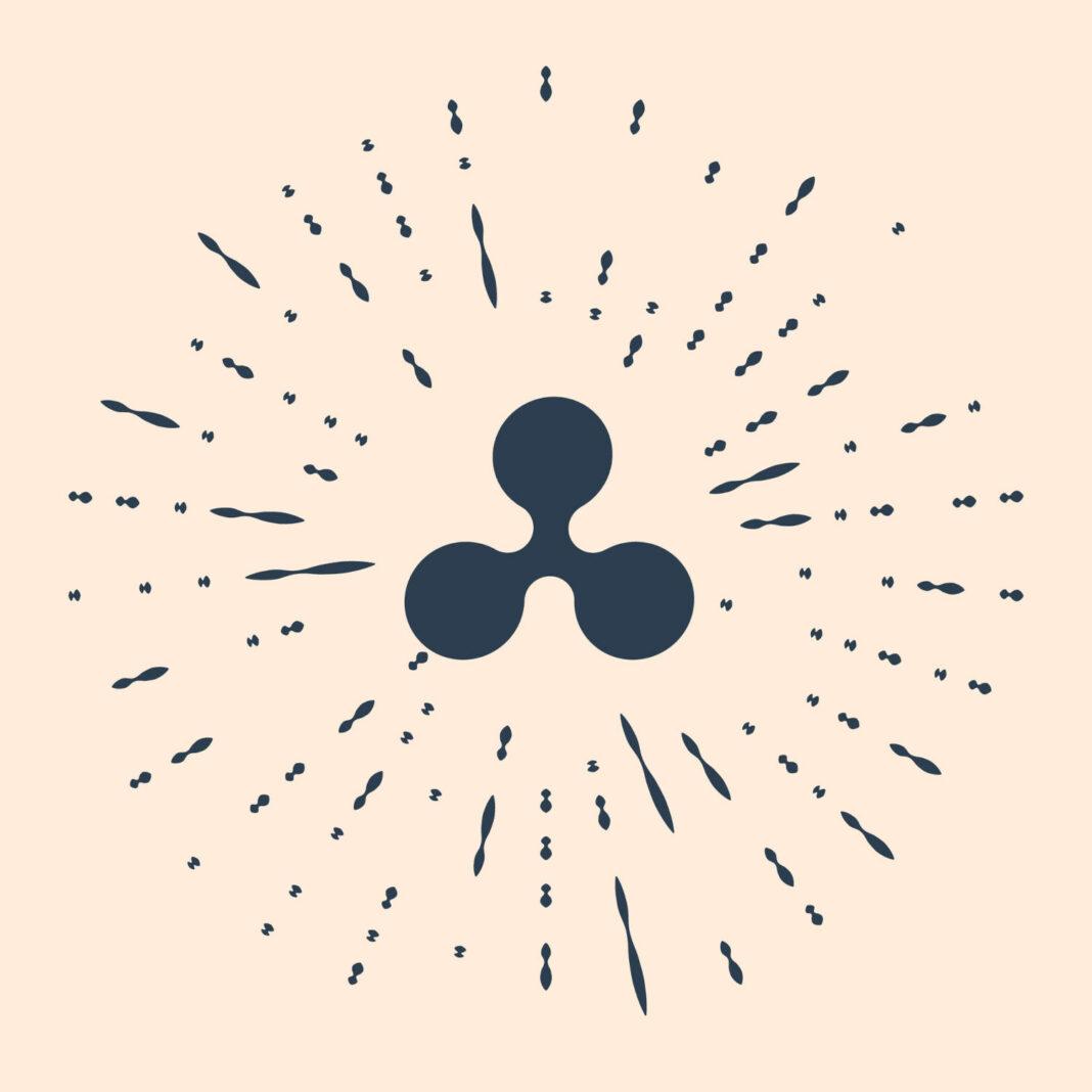 Ripple XRP concept illustration
