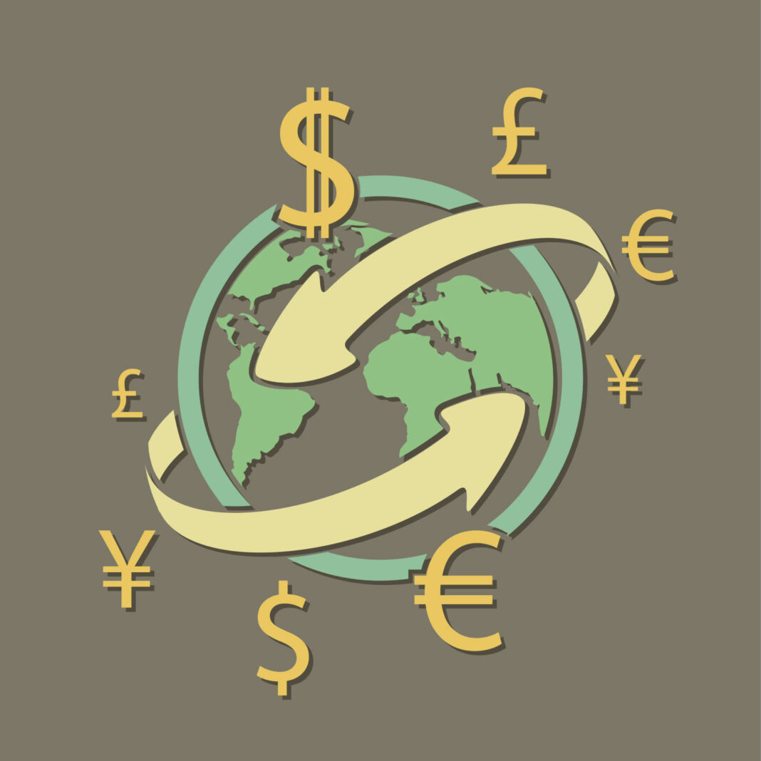 Global remittance concept