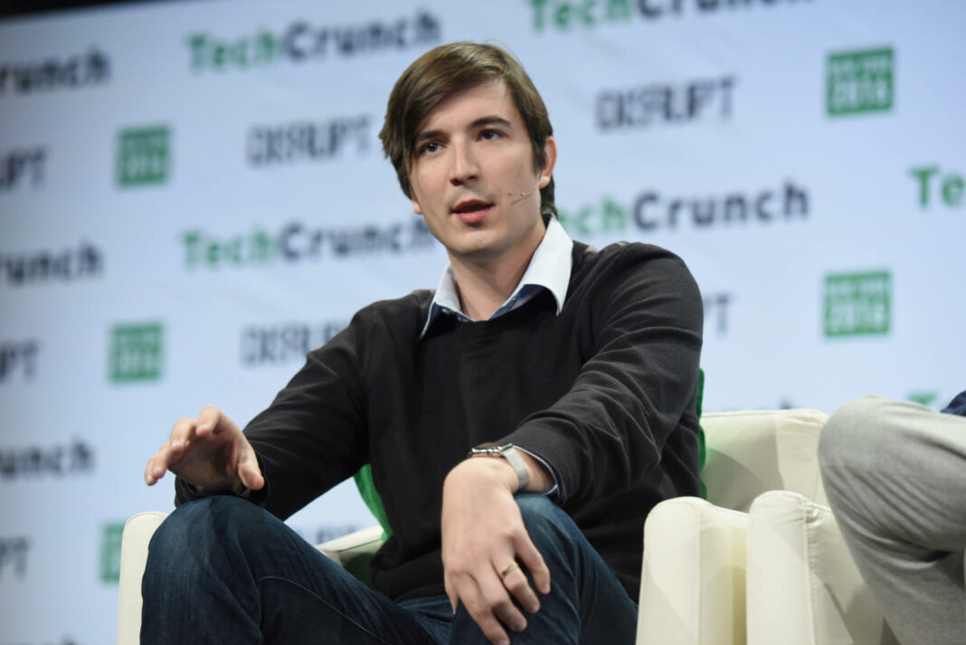 Co-founder and co-CEO of Robinhood Vladimir Tenev