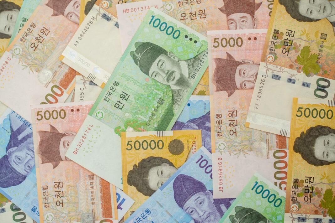 Korean paper money