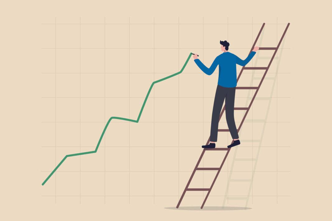 Price chart growth
