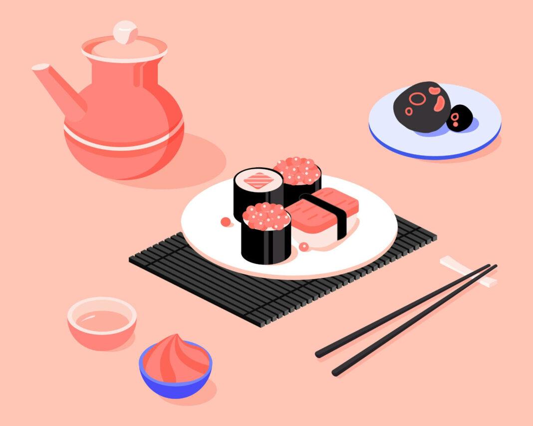 Sushi concept