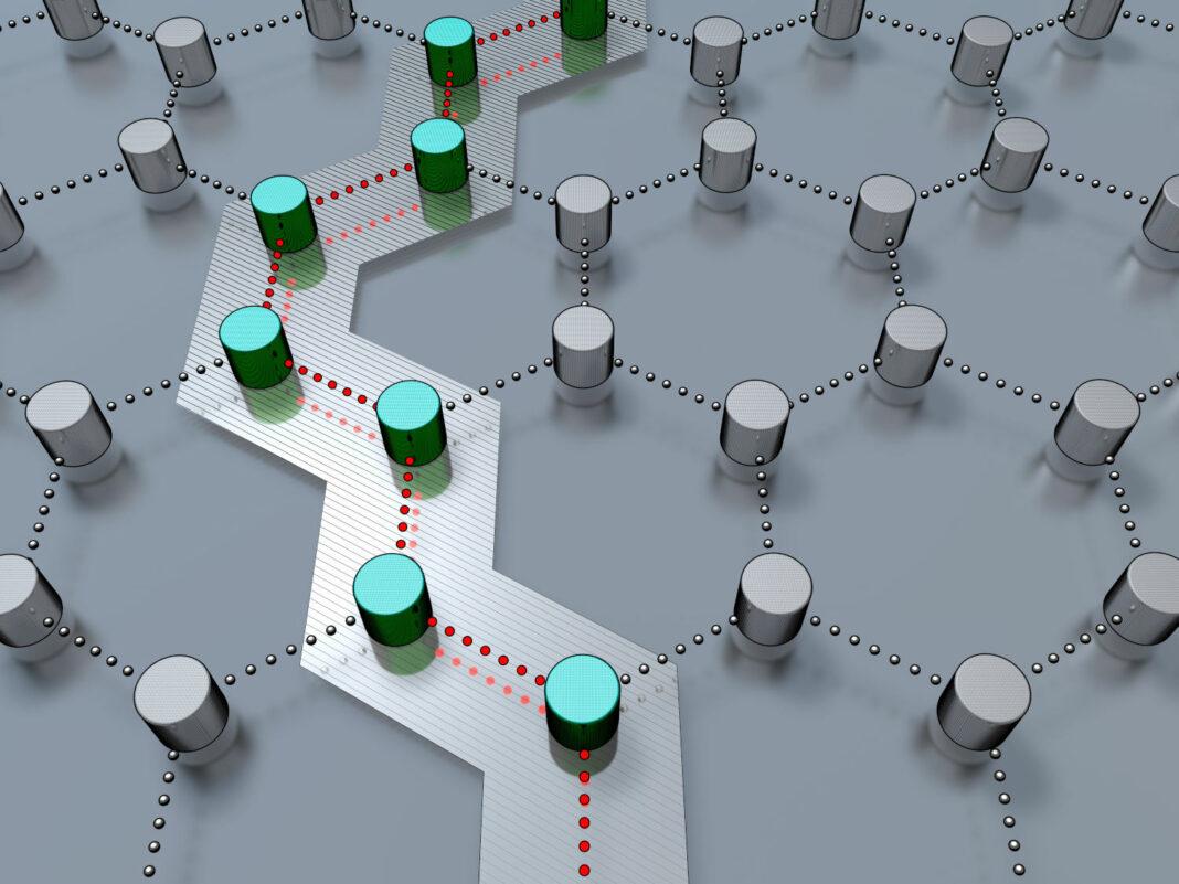 Data aggregation 3d model