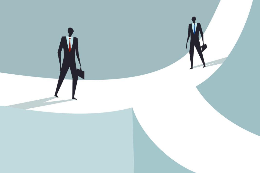 Business acquisition concept