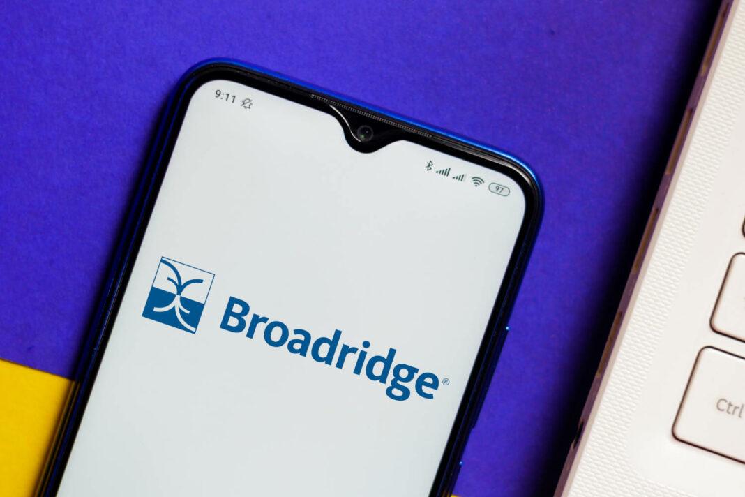 Boradridge app on mobile phone
